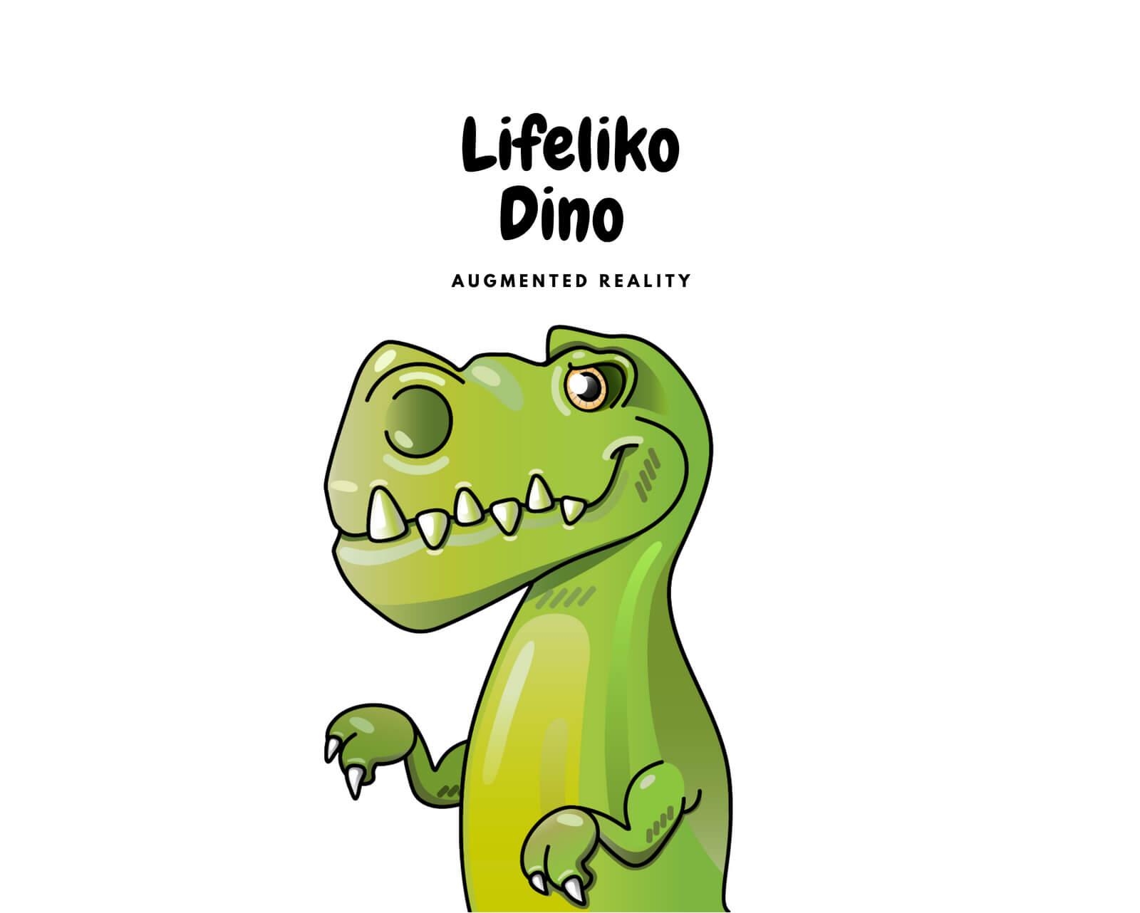Lifeliko Dino App – Lifeliko